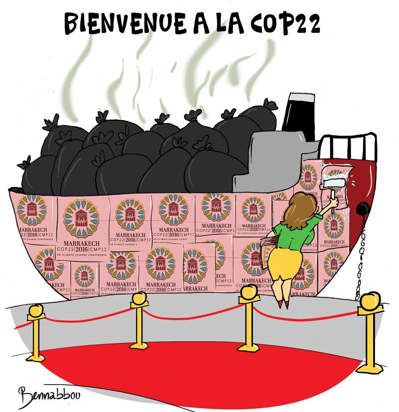 lecrapaud-cop22-bennabbou-abdellah-bateaux-italien-poubelle-safi-morocco