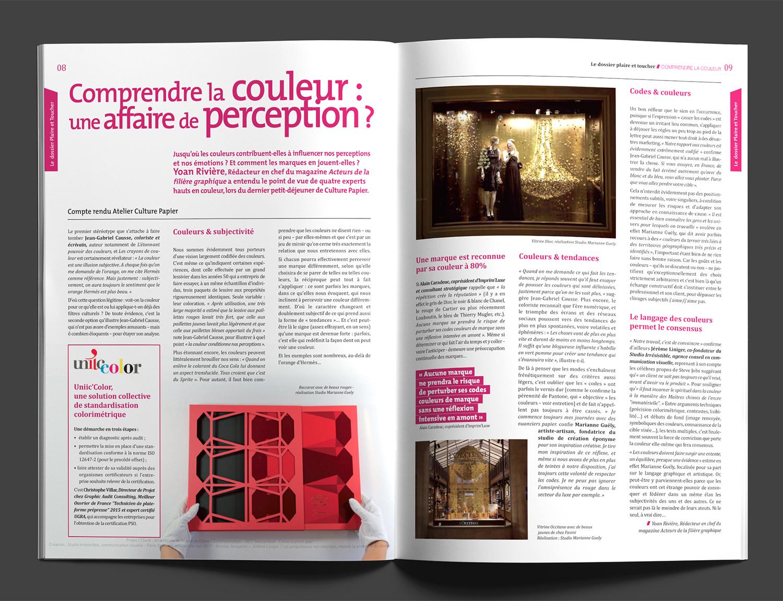 Culture Papier #29 - p08-09