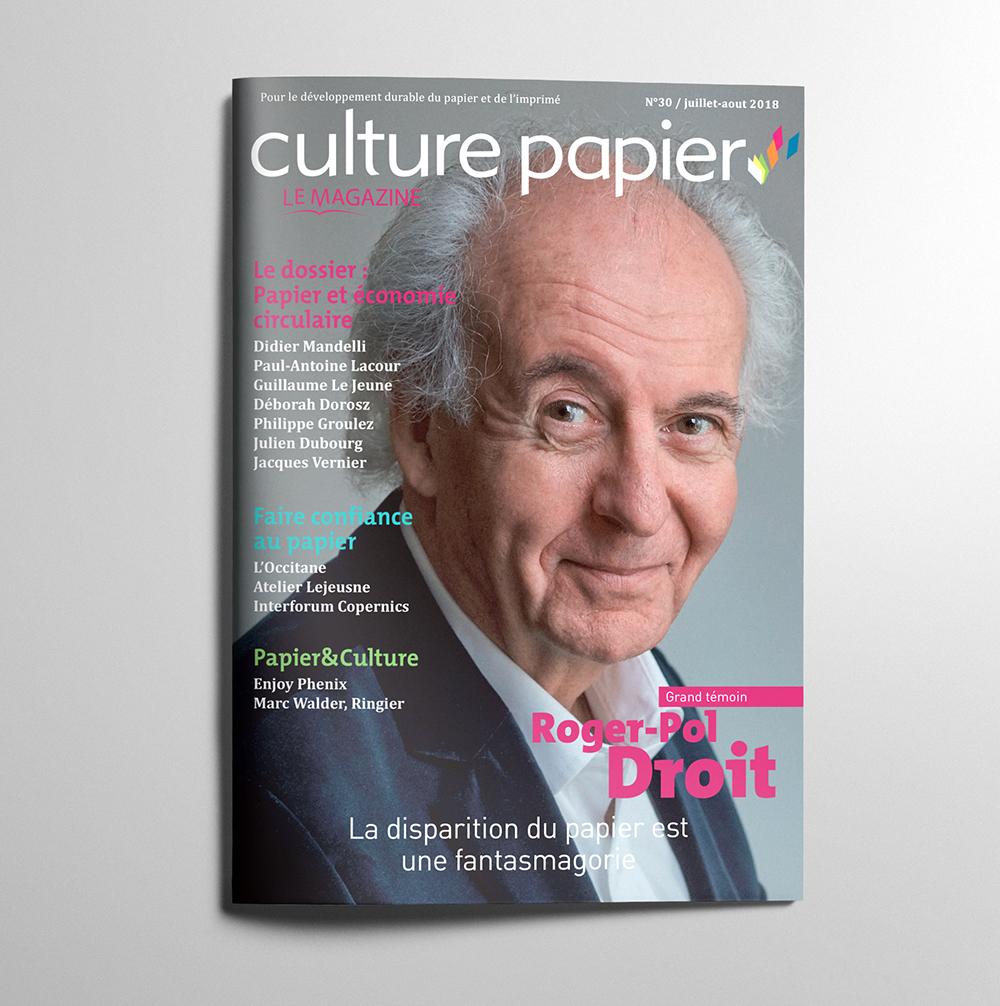 Culture Papier #30 - p01 couv