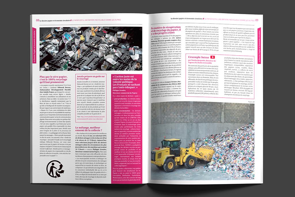 Culture Papier #30 - p08-09