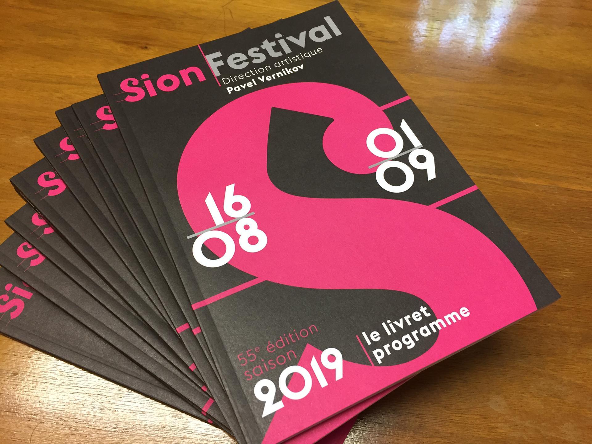 Sion Festival 2019 par l'Agence Si Paris