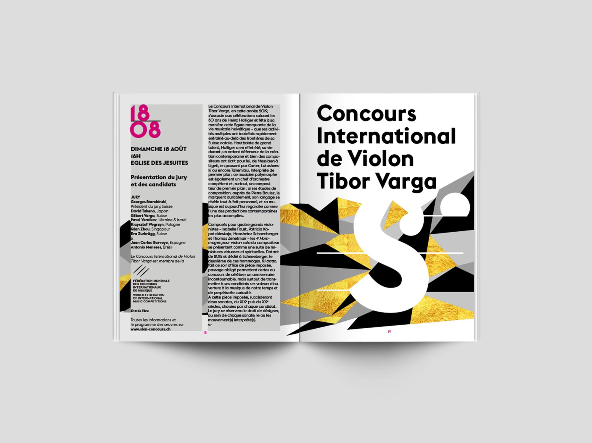 Sion Concours International de Violon Tiborg Varga - charte 2019_Agence Si Paris Studio-irresistible 002 livret
