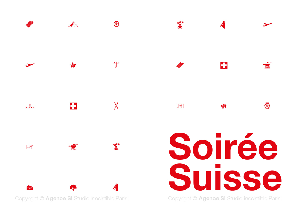 Soiree Suisse Paris Swiss-Design © Agence-Si - studio irresistible Ambassade de Suisse en France