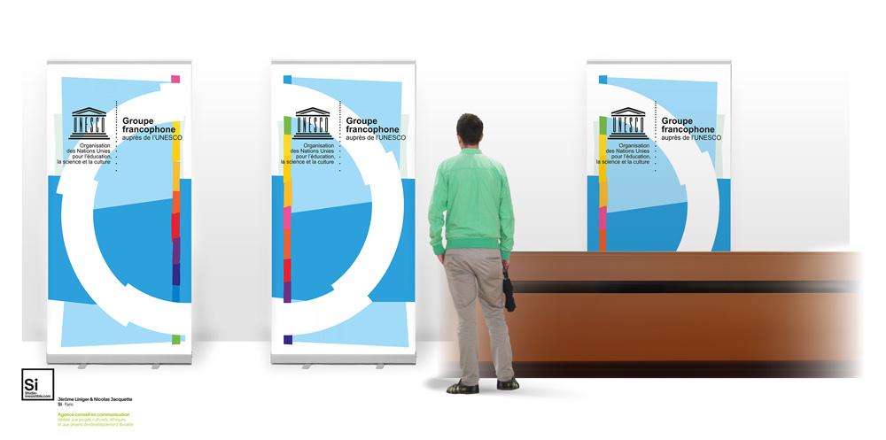 UNESCO Francophonie Communication Agence Si - outils de com
