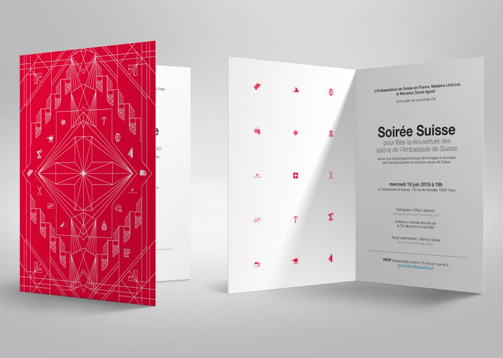 Soiree Suisse Paris Swiss-Design © Agence-Si - studio irresistible Ambassade de Suisse en France